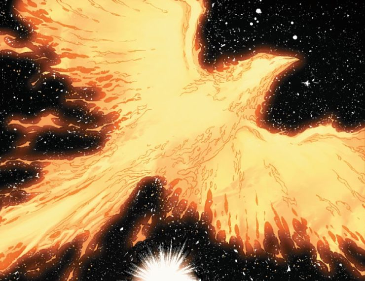 The Phoenix Force Explained