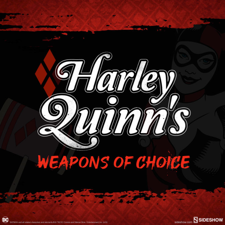 Harley Quinn's Weapons of Choice