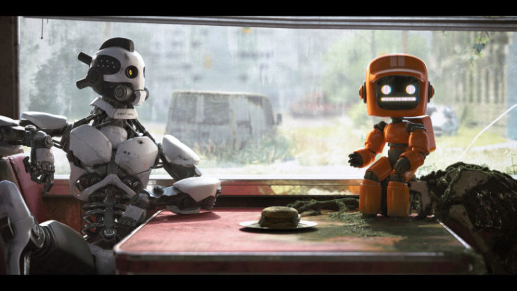 Netflix Renews Love, Death and Robots for Season 2