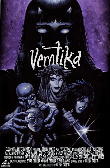 Verotika Movie Release from Cleopatra Entertainment