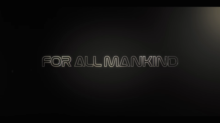For All Mandkind Title Placard