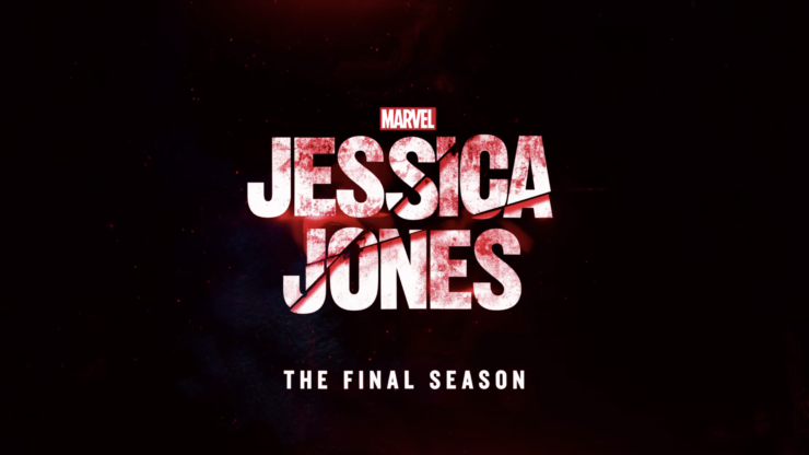 Jessica Jones The Final Season Title Card