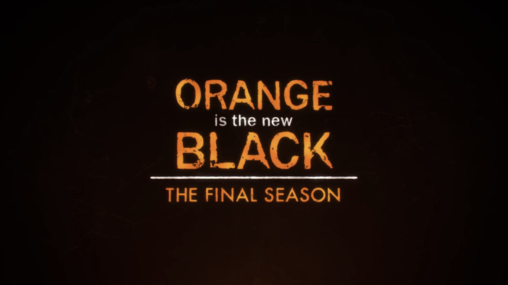 Orange is the New Black Title Card