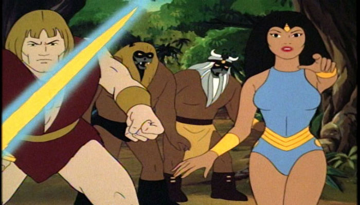 Thundarr the Barbarian- Animated Series Due for a Reboot