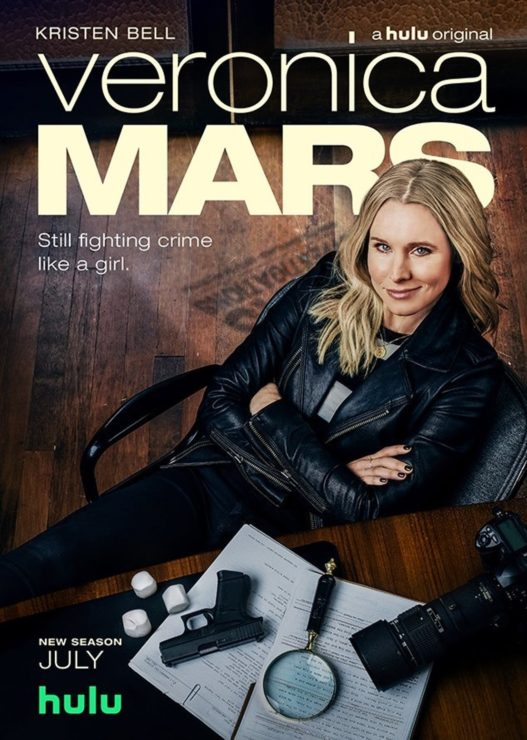 Hulu Debuts New Veronica Mars Trailer and Poster