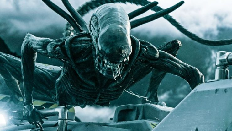 Xenomorph- The Top 10 Movie Monsters- Geek Culture Countdown Podcast