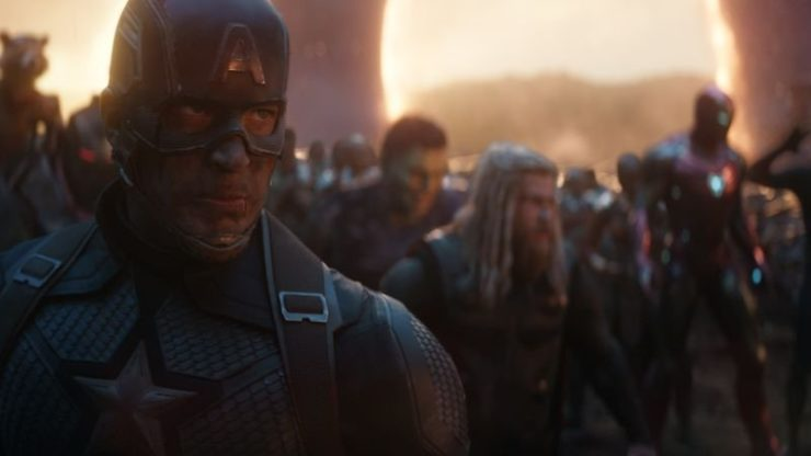 Oh, Snap! Avengers: Endgame Returning to Theaters with New Footage