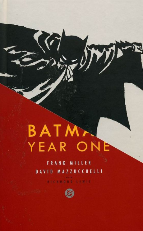 Batman Year 1- 10 Best Graphic Novels