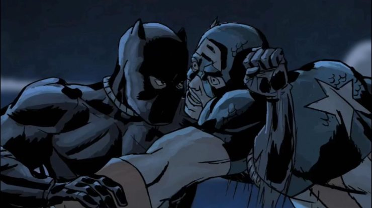 Black Panther- Animated Series Due for a Reboot
