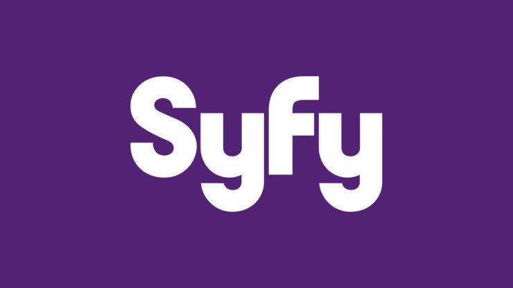 Syfy Network Logo