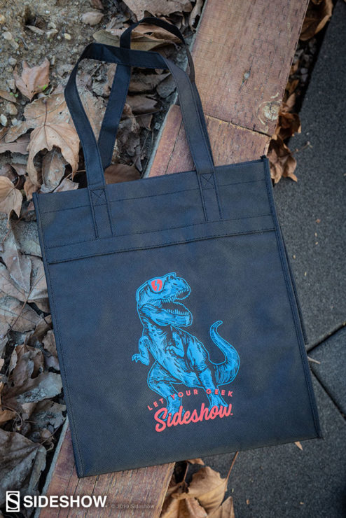 Dino: Let Your Geek Sideshow Tote