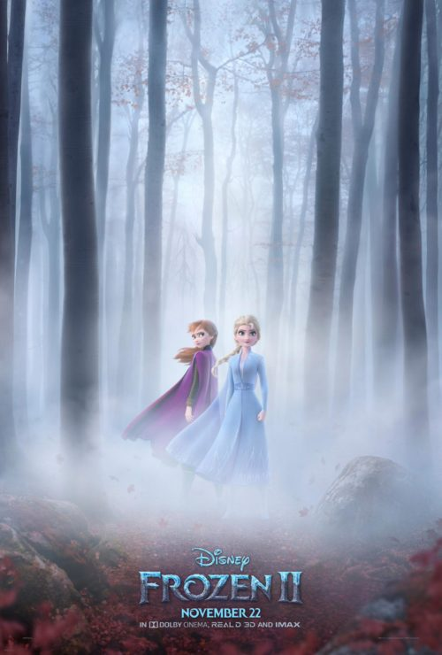 Disney Releases Frozen 2 Full Trailer