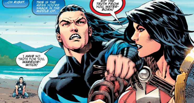 Pretty Little Liars Alum Cast as Aqualad in Titans