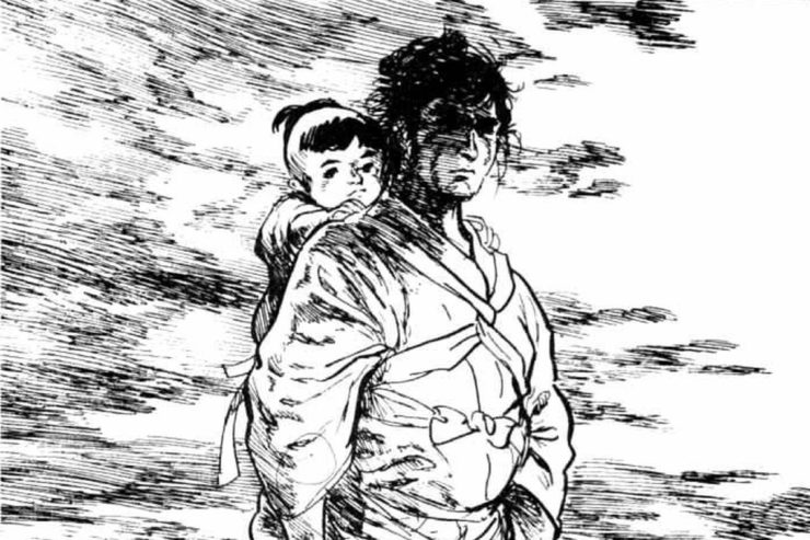 Ogami Itto- Lone Wolf and Cub