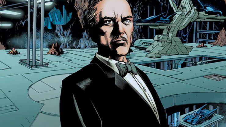 Alfred Pennyworth- DC Comics