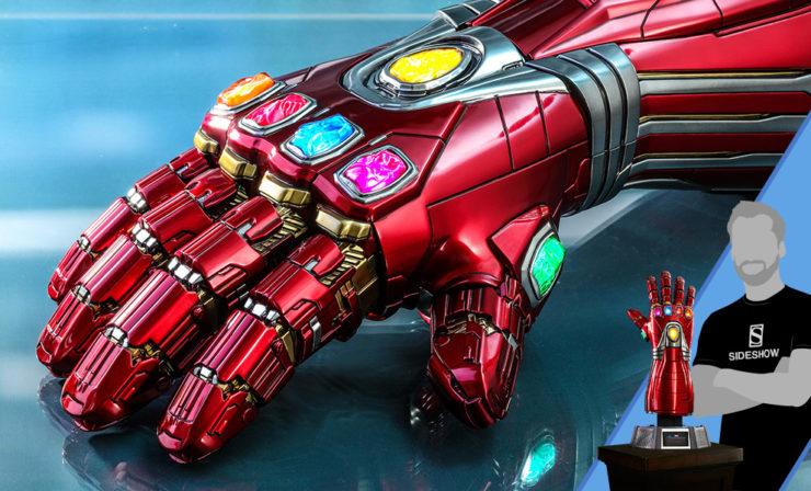 Avengers: Endgame Nano Gauntlet by Hot Toys