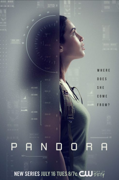 Nikolaj Coster-Waldau Joins FX's Gone Hollywood Cast, The CW Releases First Key Art for Pandora Sci-Fi Series, and more!