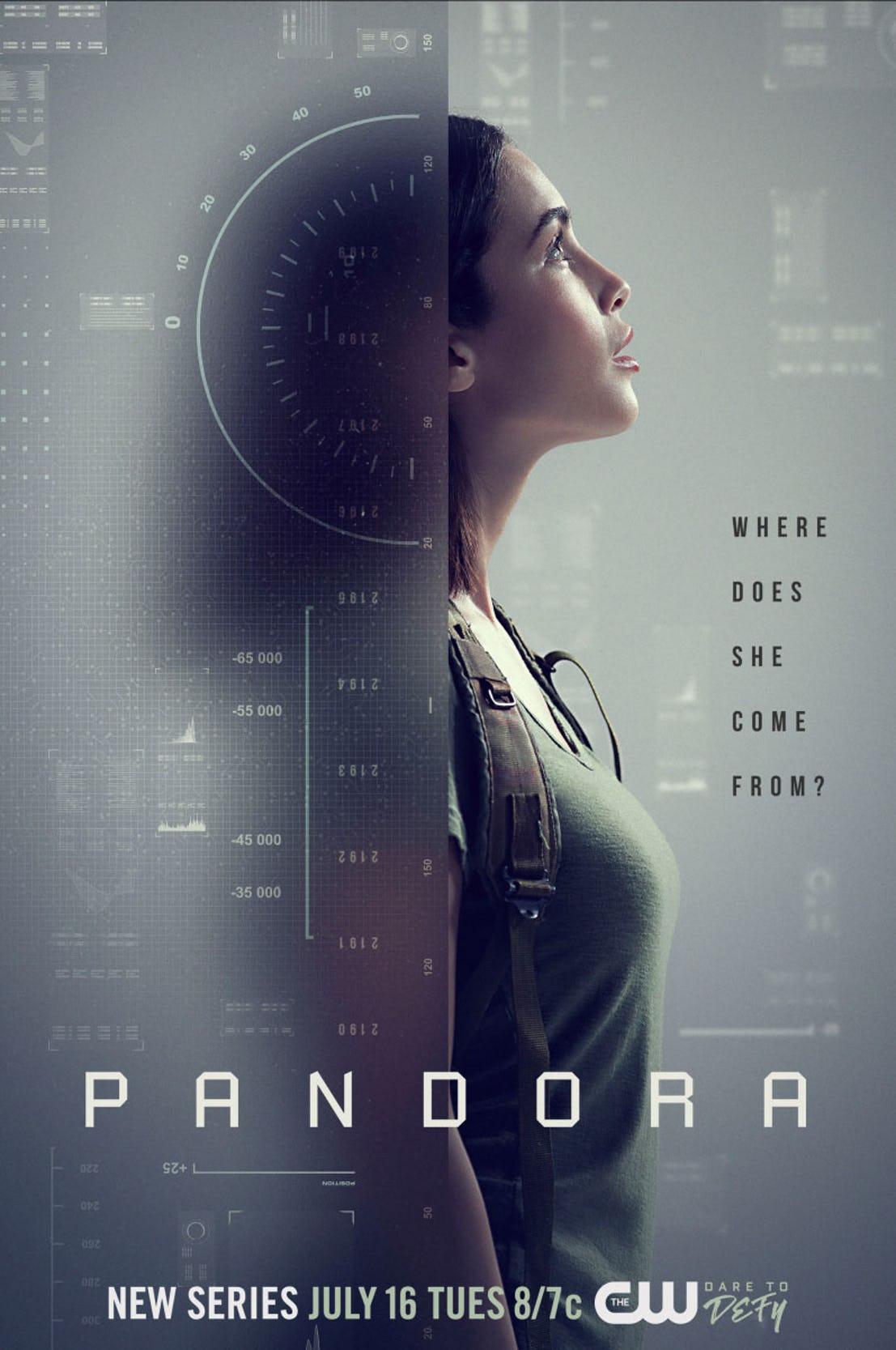 Pandora CW Show Poster Release