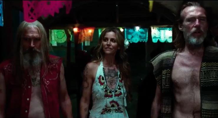 Teaser Trailer for Rob Zombie's 3 From Hell