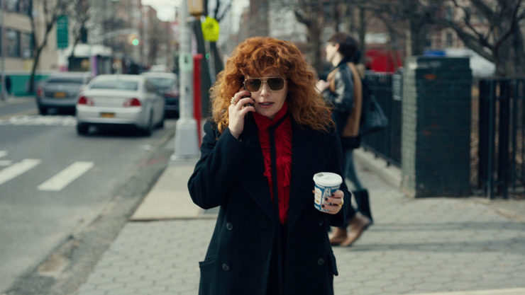 Netflix Renews Black Comedy Russian Doll For Season 2