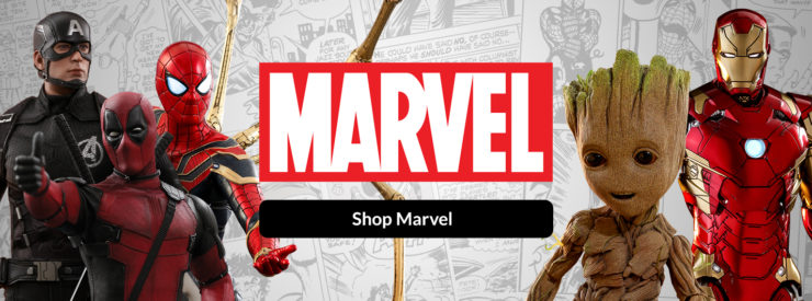 Shop Marvel In-Stock