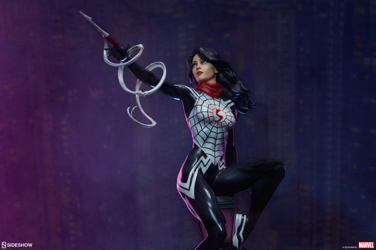 Silk Statue by Marks Brooks and Sideshow