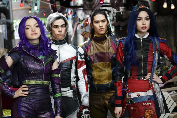 Disney Releases Descendants 3 Trailer