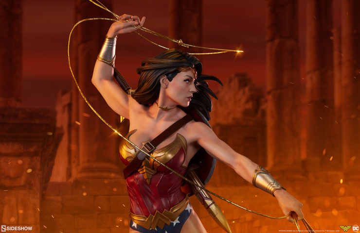Wonder Woman – Two Truths and a Lie!