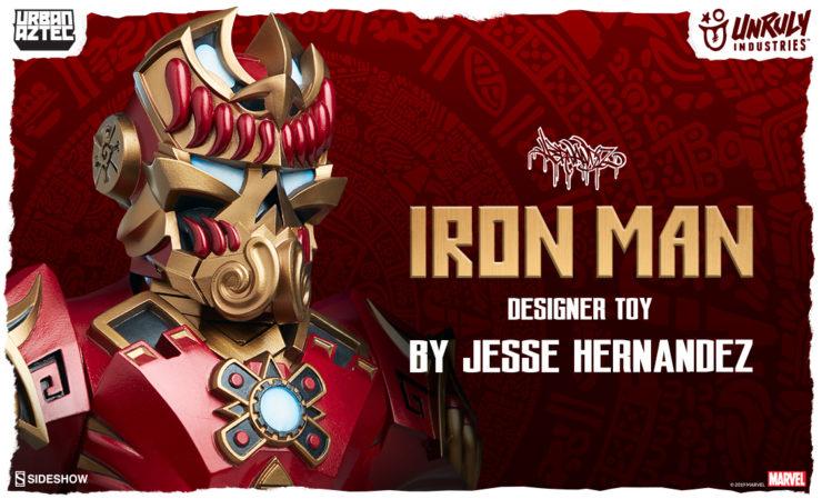 Iron Man Designer Toy