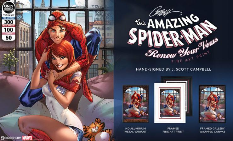 The Amazing Spider-Man: Renew Your Vows Fine Art Print