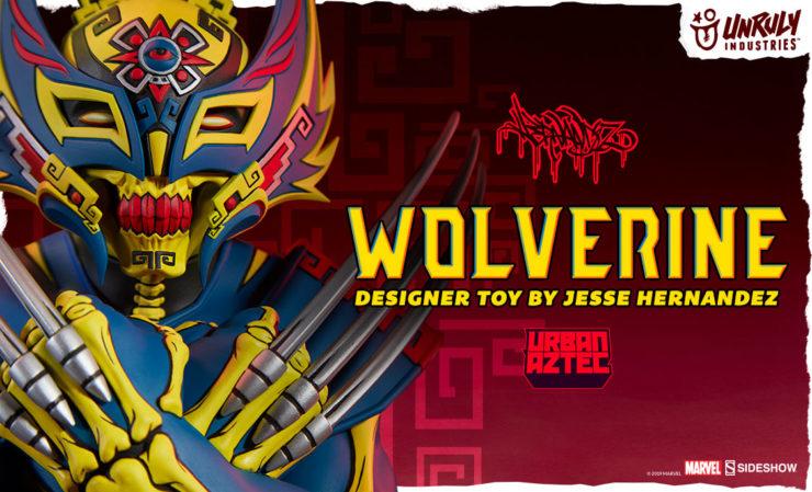 Wolverine Designer Toy