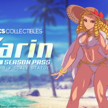 Karin – Street Fighter Season Pass 1:4 Scale Statue