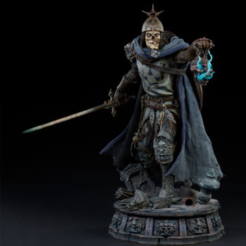 Relic Ravlatch: Paladin of the Dead Premium Format™ Figure Open Lit Turnaround 7
