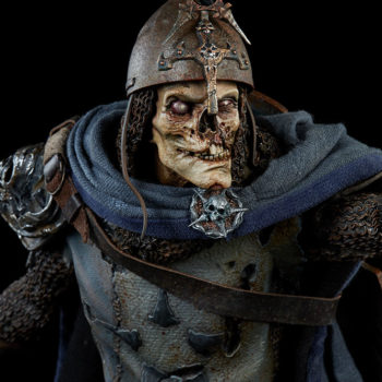 Relic Ravlatch: Paladin of the Dead Premium Format™ Figure Portrait Close-Up