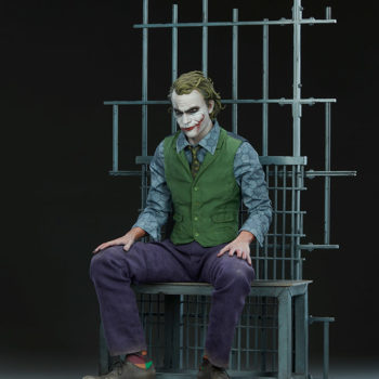 The Joker Premium Format™ Figure Open Lit Turnaround 1