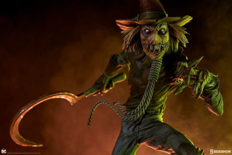 Face Your Fears with the Scarecrow Premium Format™ Figure