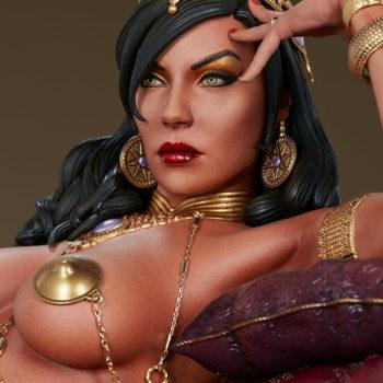Dejah Thoris Premium Format™ Figure Portrait Close Up 1