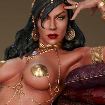 Dejah Thoris Premium Format™ Figure Portrait Close-Up 2