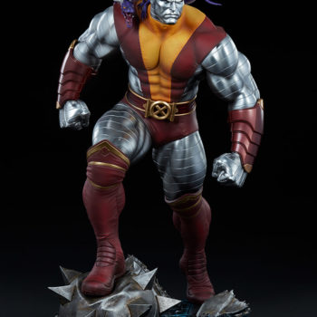 Colossus Premium Format™ Figure Exclusive Edition with Lockheed Full Body Shot