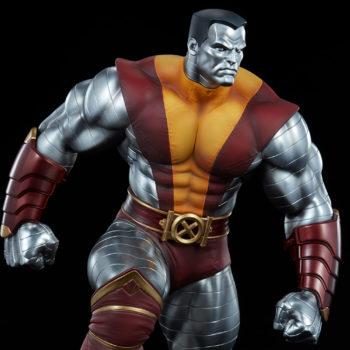 Colossus Premium Format™ Figure Upper Body Costume Detail