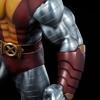 Colossus Premium Format™ Figure Left Arm Detail