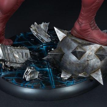Colossus Premium Format™ Figure Danger Room Base Detail 2