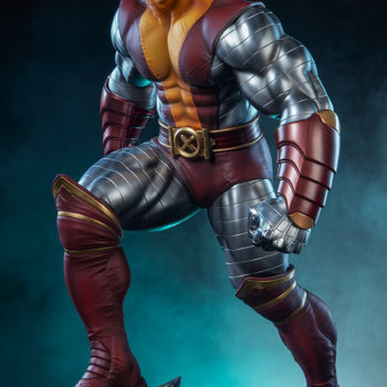 Colossus Premium Format™ Figure Full Figure with Dramatic Background Lighting 4