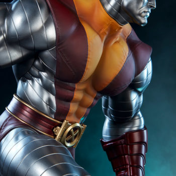 Colossus Premium Format™ Figure Profile View with Dramatic Background