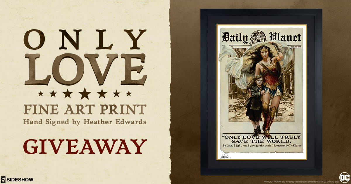 Only Love Fine Art Print Contest