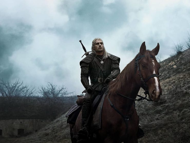 Netflix's The Witcher series preview