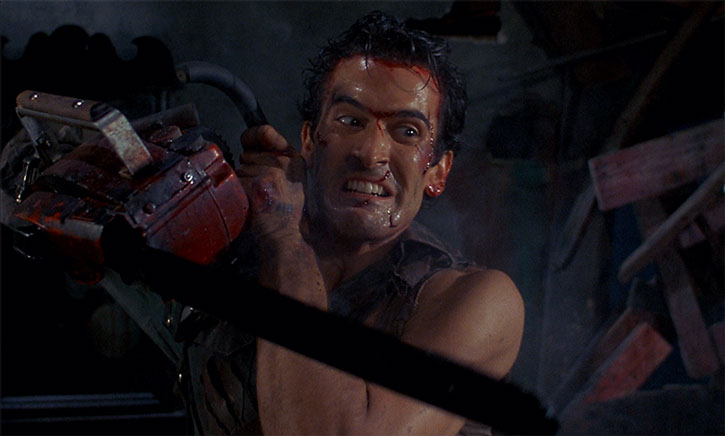 Ash Williams- Top 10 Horror Movie Icons