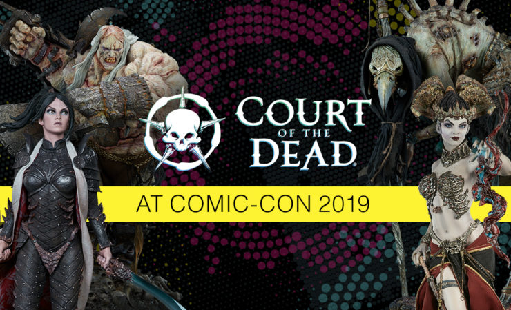 Court of the Dead Haunts San Diego Comic-Con 2019