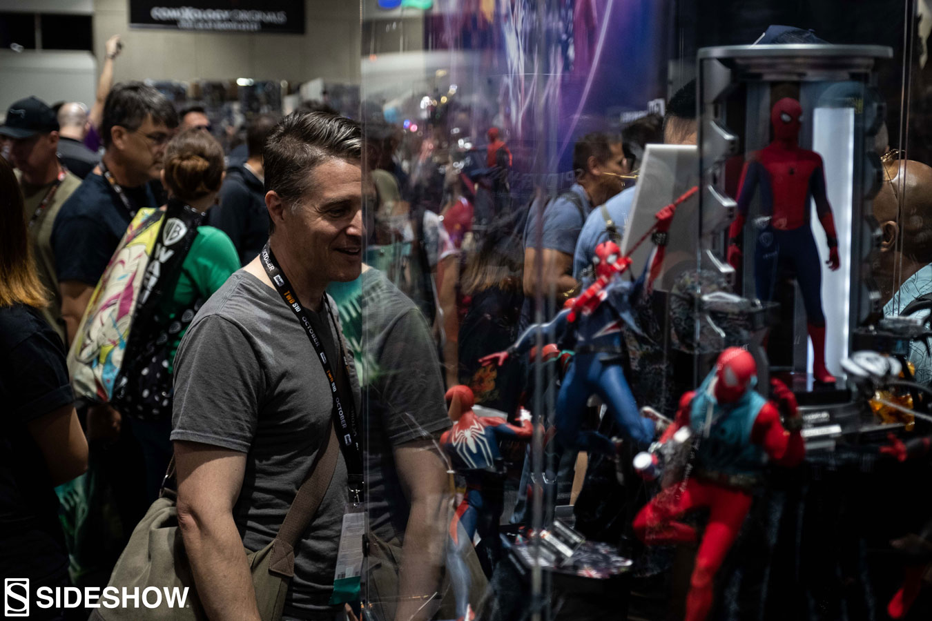 Spider-Man Himself Joins Sideshow at San Diego Comic-Con