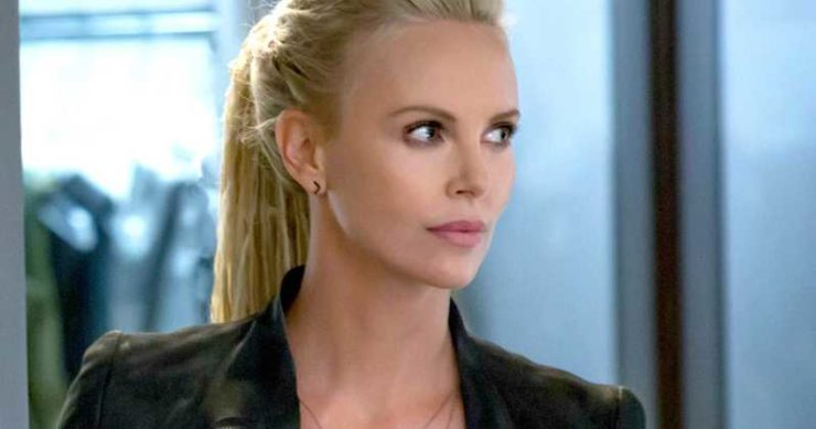 Fast and Furious Charlize Theron playing Cipher